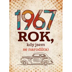 1967: Rok, kdy jsem se narodil(a) | Jarmila Frejtichová