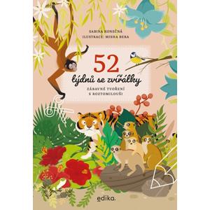 52 týdnů se zvířátky | Sabina Konečná, Sabina Konečná, Anastasiia Kashtanova