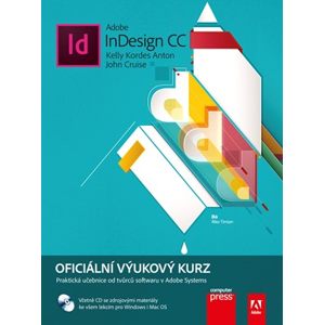 Adobe InDesign CC | Kelly Kordes Anton, John Cruise