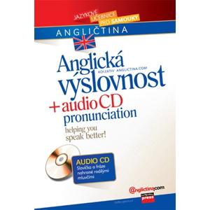 Anglická výslovnost + audio CD | Anglictina.com