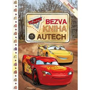 Auta 3 - Bezva kniha o autech   autora nemá, autora nemá