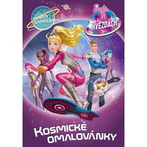 Barbie ve hvězdách Kosmické omalovánky | Mattel