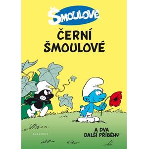 Černí šmoulové – komiks | Michal Lázňovský, Tomáš Vondrovic, Peyo, Peyo