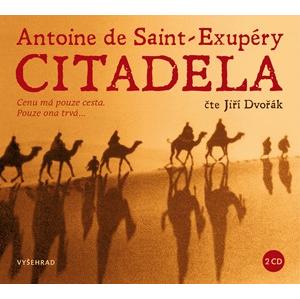 Citadela (audiokniha) | Antoine de Saint-Exupéry, Věra Dvořáková, Jiří Dvořák, 5Guests s.r.o. Tabery Jakub