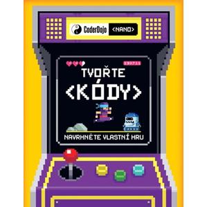 Coder Dojo - Tvořte kódy: Navrhněte vlastní hru | Jakub Mařík, Jurie Horneman