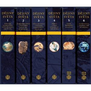 Dějiny světa - komplet - BOX | kolektiv