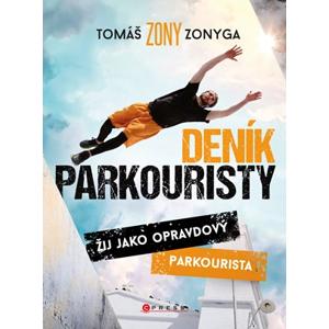 Deník parkouristy | Tomáš Zonyga