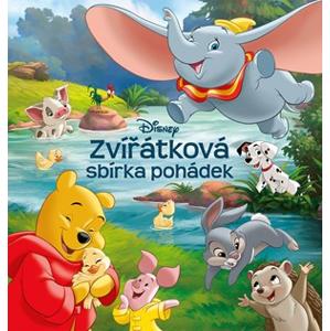 Disney - Zvířátková sbírka pohádek | kolektiv, kolektiv, Petra Vichrová