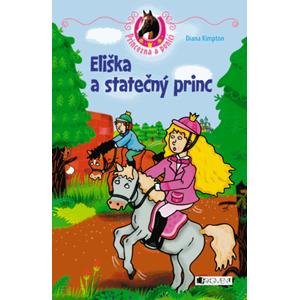 Eliška a statečný princ | Diana Kimpton