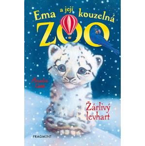 Ema a její kouzelná zoo - Žárlivý levhart | Eva Brožová, Amelia Cobb, Sophy Williams