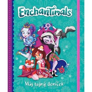 Enchantimals - Můj tajný deníček | kolektiv