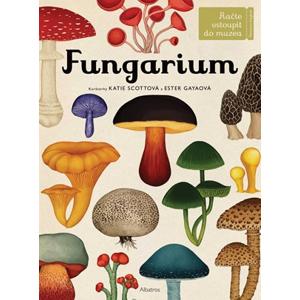 Fungarium | Lily Murray, Chris Wormell
