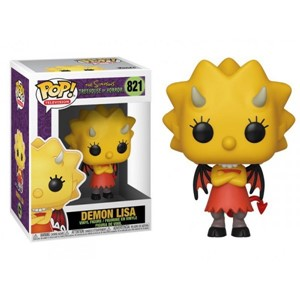 Funko Pop figurka 821 - Simpsons - Demon Lisa |