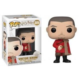 Funko Pop figurka 89 - Harry Potter - VIKTOR KRUM YULE BALL |