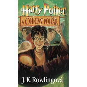 Harry Potter a Ohnivý pohár | Vladimír Medek, J. K. Rowlingová, Václav Rytina, Mary GrandPré