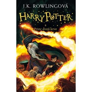 Harry Potter a princ dvojí krve | J. K. Rowlingová, Pavel Medek, Jonny Duddle