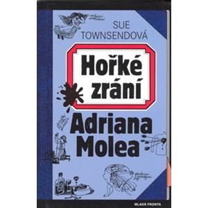 Hořké zrání Adriana Molea | Sue Townsendová