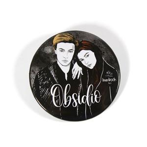 Humbook 2019 - placka Obsidio |
