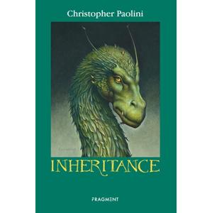 Inheritance – měkká vazba | Christopher Paolini