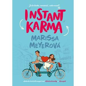 Instant karma | Marissa Meyerová, Petra Jelínková Babuláková