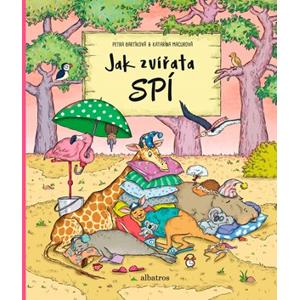 Jak zvířata spí | Katarína Macurová, Petra Bartíková, Martin Urbánek