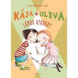 Kája + Oliva lámou rekordy | Annie Barrowsová