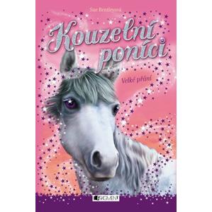 Kouzelní poníci - Velké přání | Sue Bentleyová