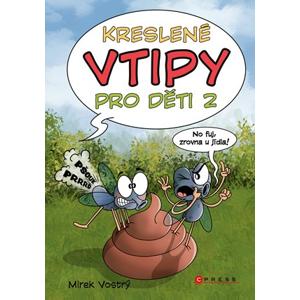 Kreslené vtipy pro děti 2 | Zuzana Neubauerová, Mirek Vostrý