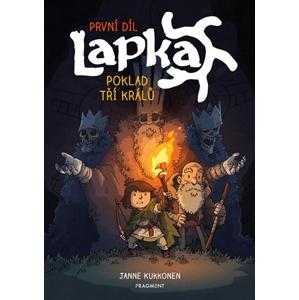 Lapka - Poklad tří králů (1.díl) | Janne Kukkonen, Jitka Hanušová