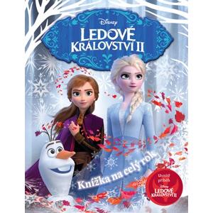 Ledové království 2 Knížka na celý rok | autora nemá