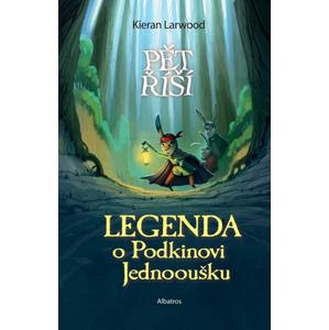 Legenda o Podkinovi Jednooušku | David Wyatt, Petra Miketová, Kieran Larwood
