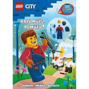 LEGO® City. Když můžu, pomůžu! | kolektiv, kolektiv, Katarína Belejová H.