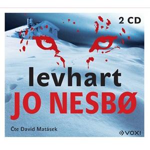 Levhart (audiokniha) | Kateřina Krištůfková, Jo Nesbo, David Matásek