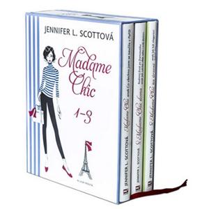 Madame Chic 1-3 BOX | Jennifer L. Scottová