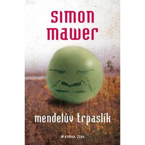 Mendelův trpaslík (paperback) | Lukáš Novák, Simon Mawer