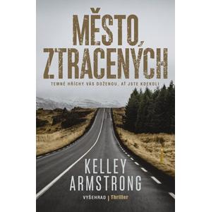 Město ztracených   Martina Šímová, Kelley Armstrongová