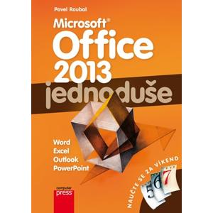 Microsoft Office 2013: Jednoduše | Pavel Roubal