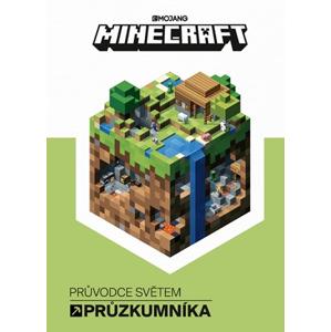 Minecraft - Průvodce světem průzkumníka | kolektiv a