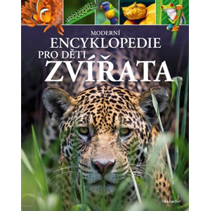 Moderní encyklopedie pro děti - Zvířata | Michael Leach, Meriel Lland