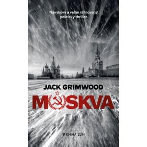 Moskva | Martina Neradová, Jack Grimwood