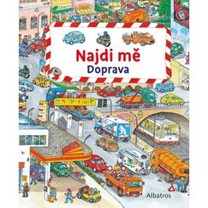 Najdi mě: Doprava | Michal Kolezsar, Susanne Gernhäuserová