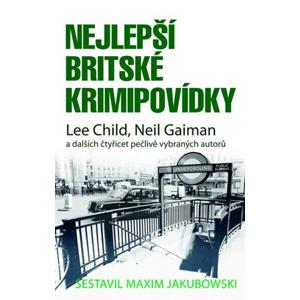 Nejlepší britské krimipovídky | Maxim Jakubowski