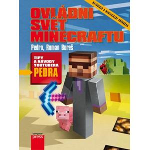 Ovládni svět Minecraftu | Roman Bureš, Pedro