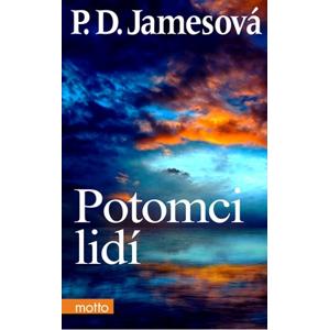 Potomci lidí | P.D. James, Vendula Volkmerová, Zuzana Pokorná
