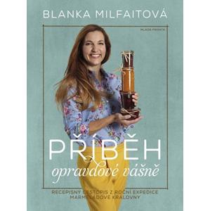 Příběh opravdové vášně | Blanka Milfaitová
