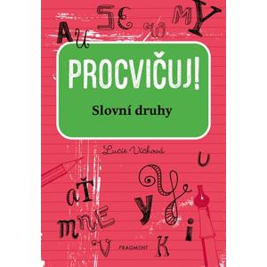 Procvičuj - Slovní druhy | Lucie Víchová