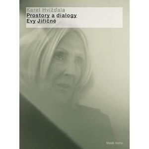 Prostory adialogy Evy Jiřičné | Karel Hvížďala