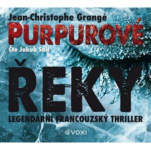 Purpurové řeky (audiokniha) | Jean Christophe Grangé, Jakub Saic