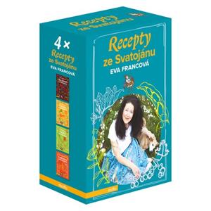 Recepty ze Svatojánu BOX | Eva Francová, Eva Francová