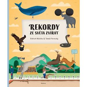 Rekordy ze světa zvířat | Oldřich Růžička